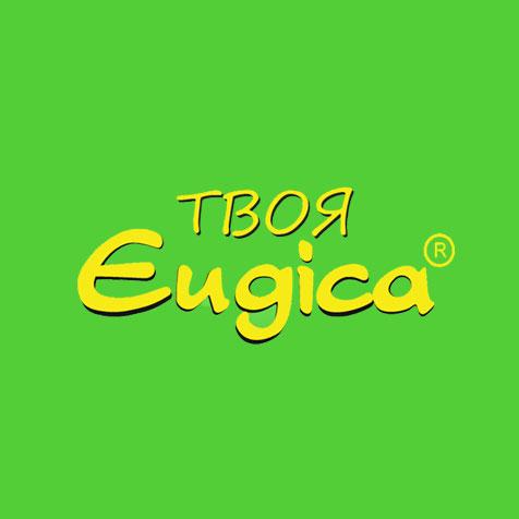 Сайт для торговой марки Eugica Russia