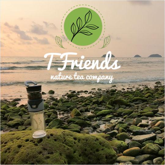 Информационный сайт для чайного поставщика в Китае